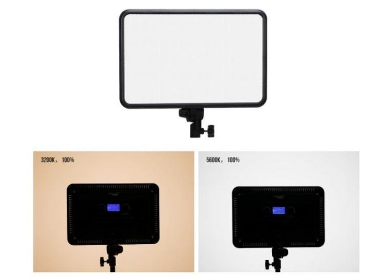 Tolifo 30W Bi-Color LED Continuous Video Light